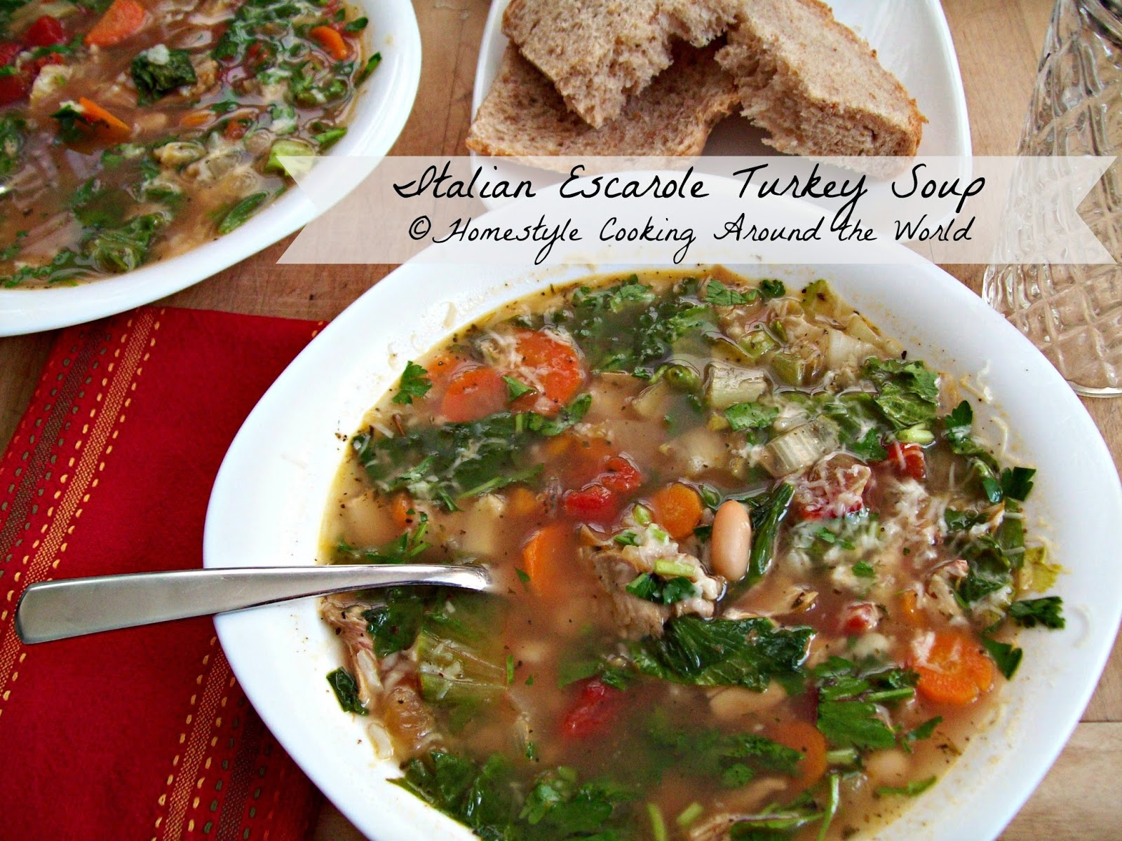 Lentil Soup With Italian Sausage And Escarole Recipes — Dishmaps