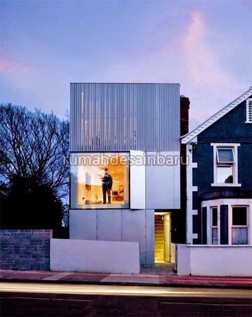 Rumah dengan desain minimalis modern futuristik adalah konsep rumah minimalis yang dibangun dengan sentuhan modern. & Ribuan Gambar Desain Rumah Minimalis Idaman Terbaru: Gambar Rumah ...