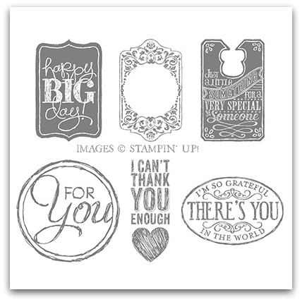 Stampin' Up! Chalk Talk Digital Stamp Brush Set
