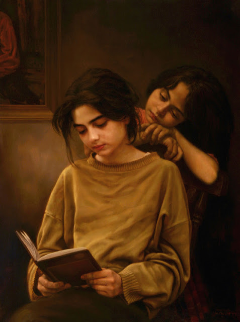 Oil Paintings By Iman Maleki