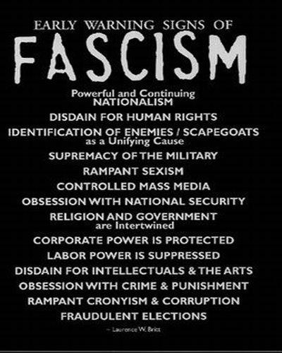 fascist bastards