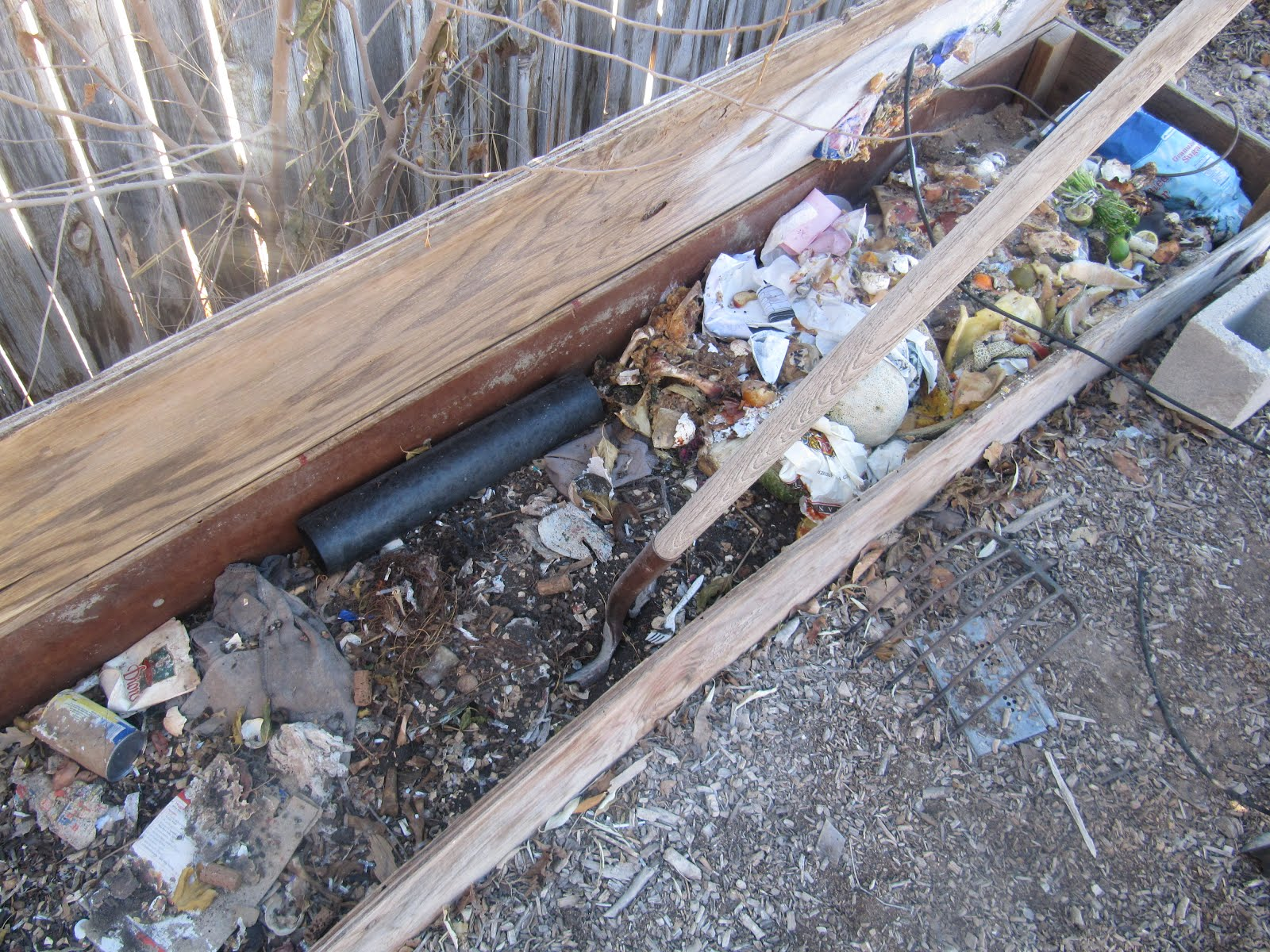 how to help dry out compost
