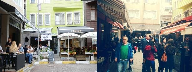 Beşiktaş Kahvaltıcılar Sokağı