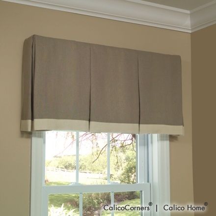 The bold and the beautiful window treatments 101 for Window valance box