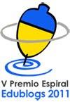V Premio Espriral Edublog 2011