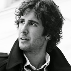 Josh Groban follows Geno's World on Twitter
