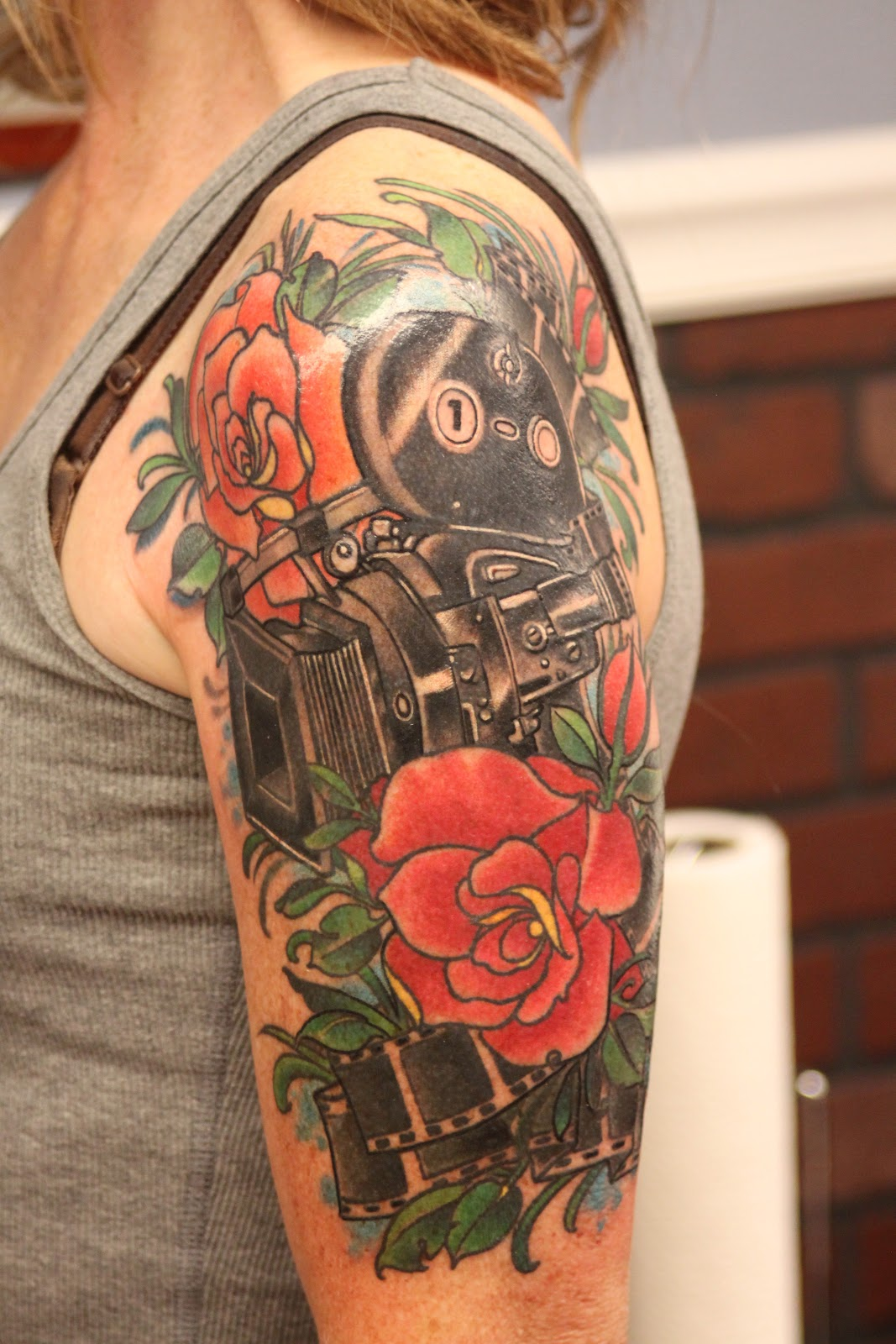 The Real Tattoo 2012