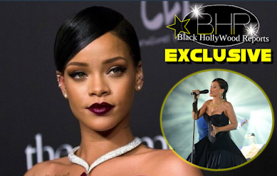 Rihanna Host 2nd Annual Diamond Ball (Charity Event) For The Clara Lionel Foundation