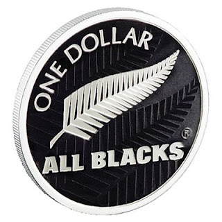 All blacks coin