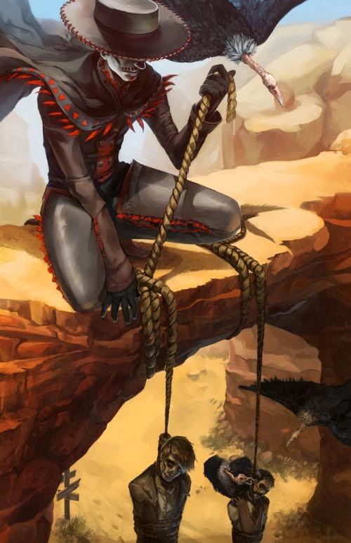 Keri Rutabaga alicechan deviantart ilustrações fantasia mulheres