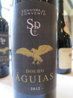 Senhora Do Convento Aguias 2012 - Douro, Portugal (87 pts)