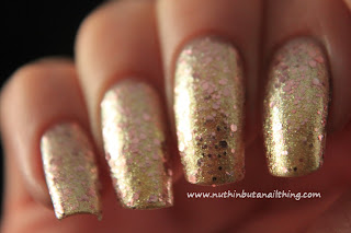 Maybelline Color Show - Brocades Collection - Gilded Rose
