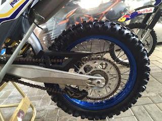 SALE / DIJUAL MOTOR TRAIL HUSABERG 250 CC - 2013