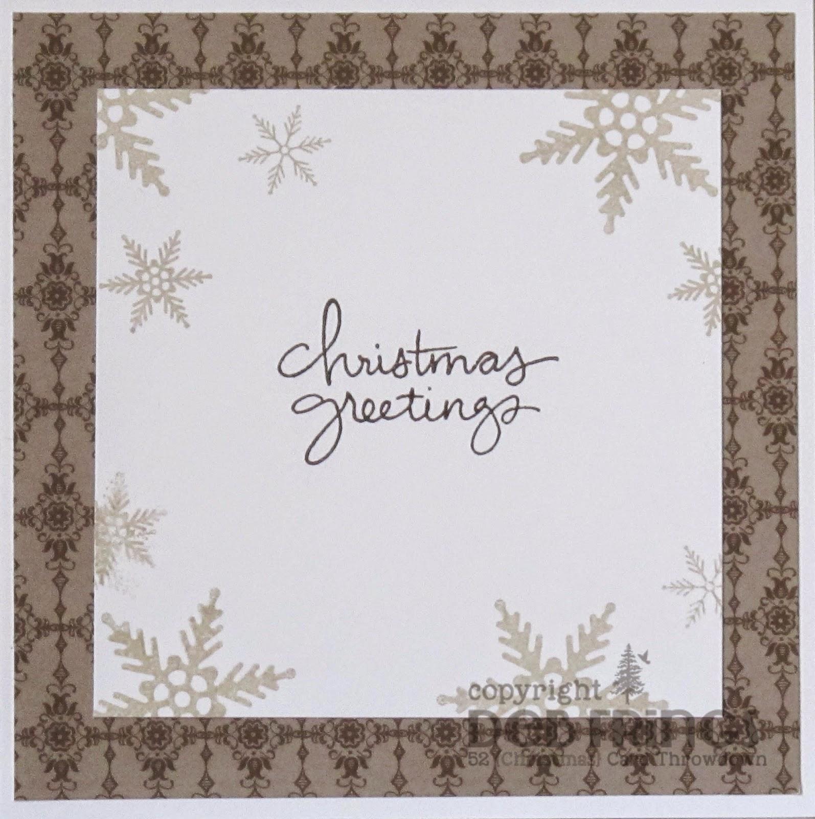 Christmas Wishes inside - photo by Deborah Frings - Deborah's Gems