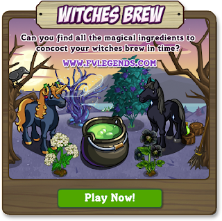 FarmVille Withes Brew or Witch Stew Countdown and 16 Days Prizes Details