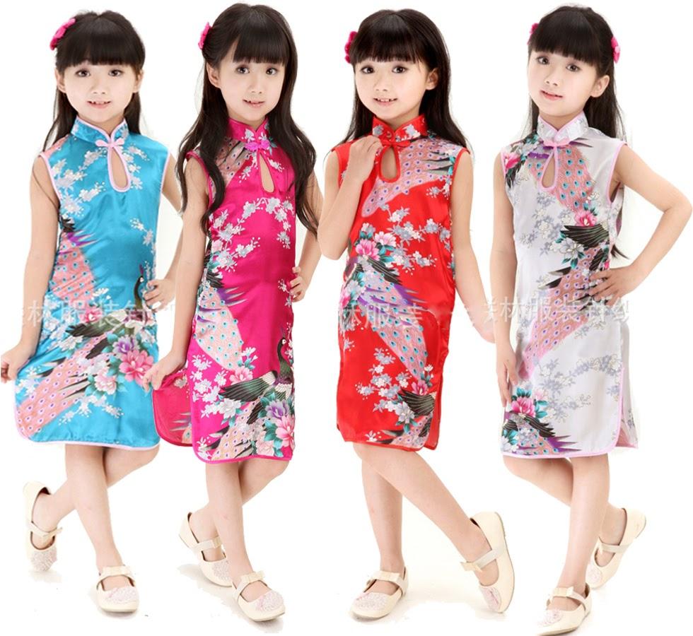 汉语世界: Vestimenta tradicional china