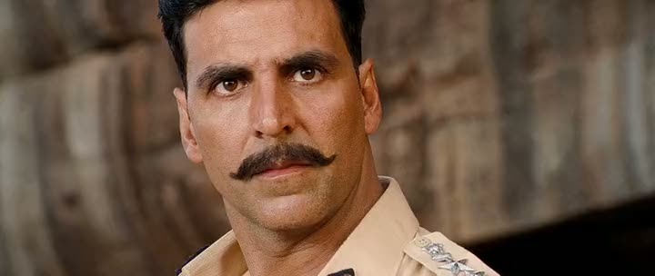 Screen Shot Of Hindi Movie Rowdy Rathore 2012 300MB Short Size Download And Watch Online Free at worldfree4u.com