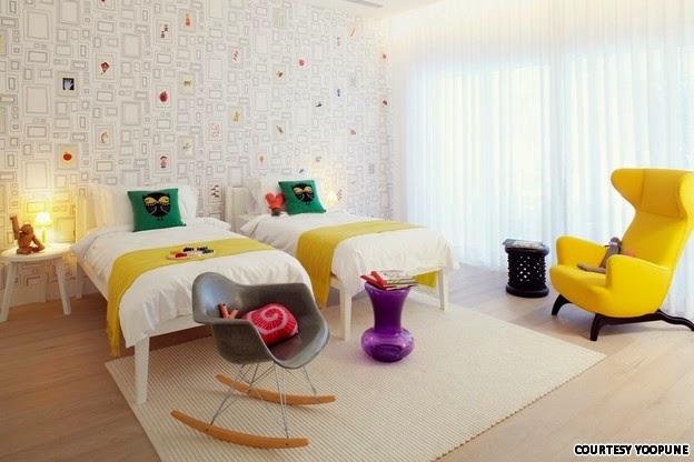 Scandimagdeco le blog ambiance scandinave pour la chambre des enfants - Chambre pour 2 enfants ...