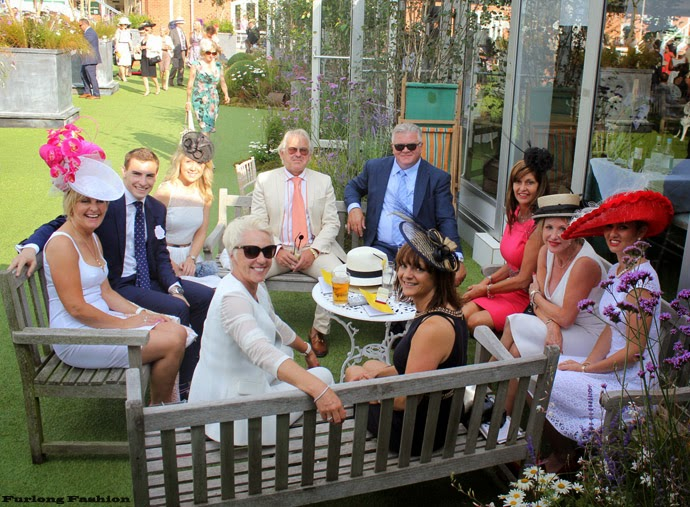 Secret Garden Glorious Goodwood