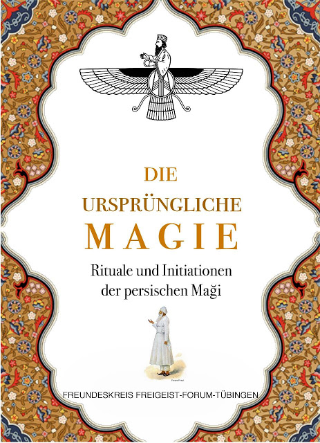 Hier erhältlich: Praktisches Handbuch der persischen Magie