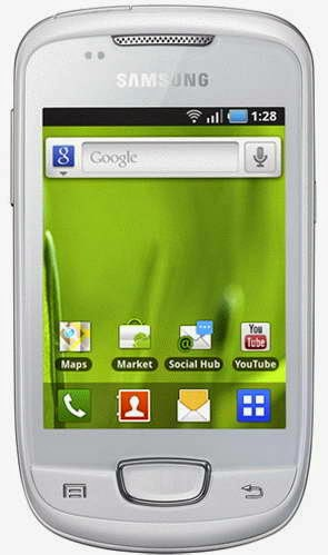 Samsung S5570 Galaxy Mini Firmware or flash file  Download