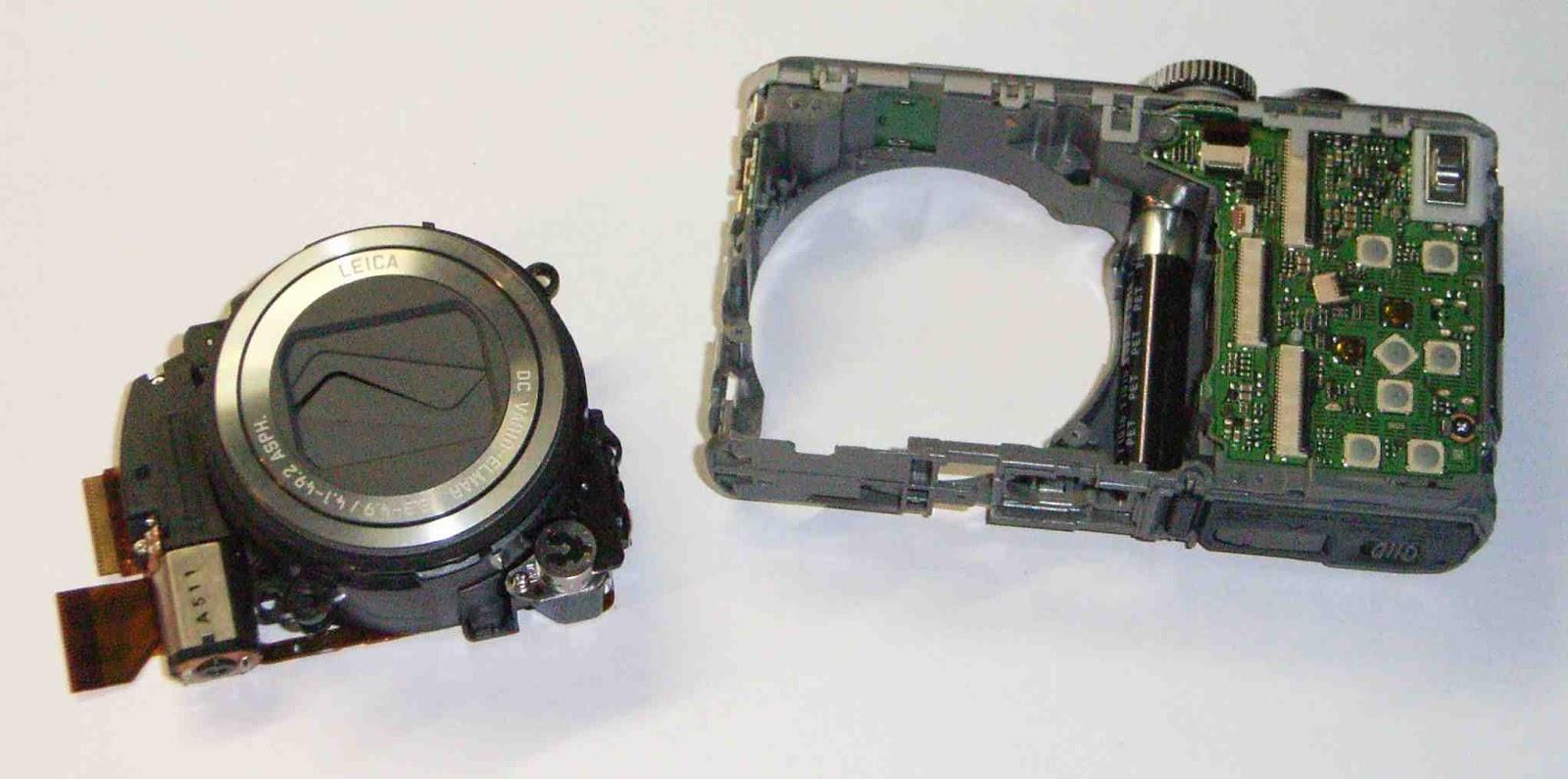 panasonic lumix dmc tz7 zs3 full service manual repair guide