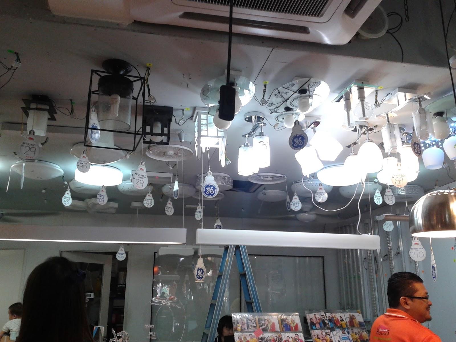L&u² Murah @ House of Lighting Puchong & DIARI SUMYSYA *: Lampu² Murah @ House of Lighting Puchong azcodes.com