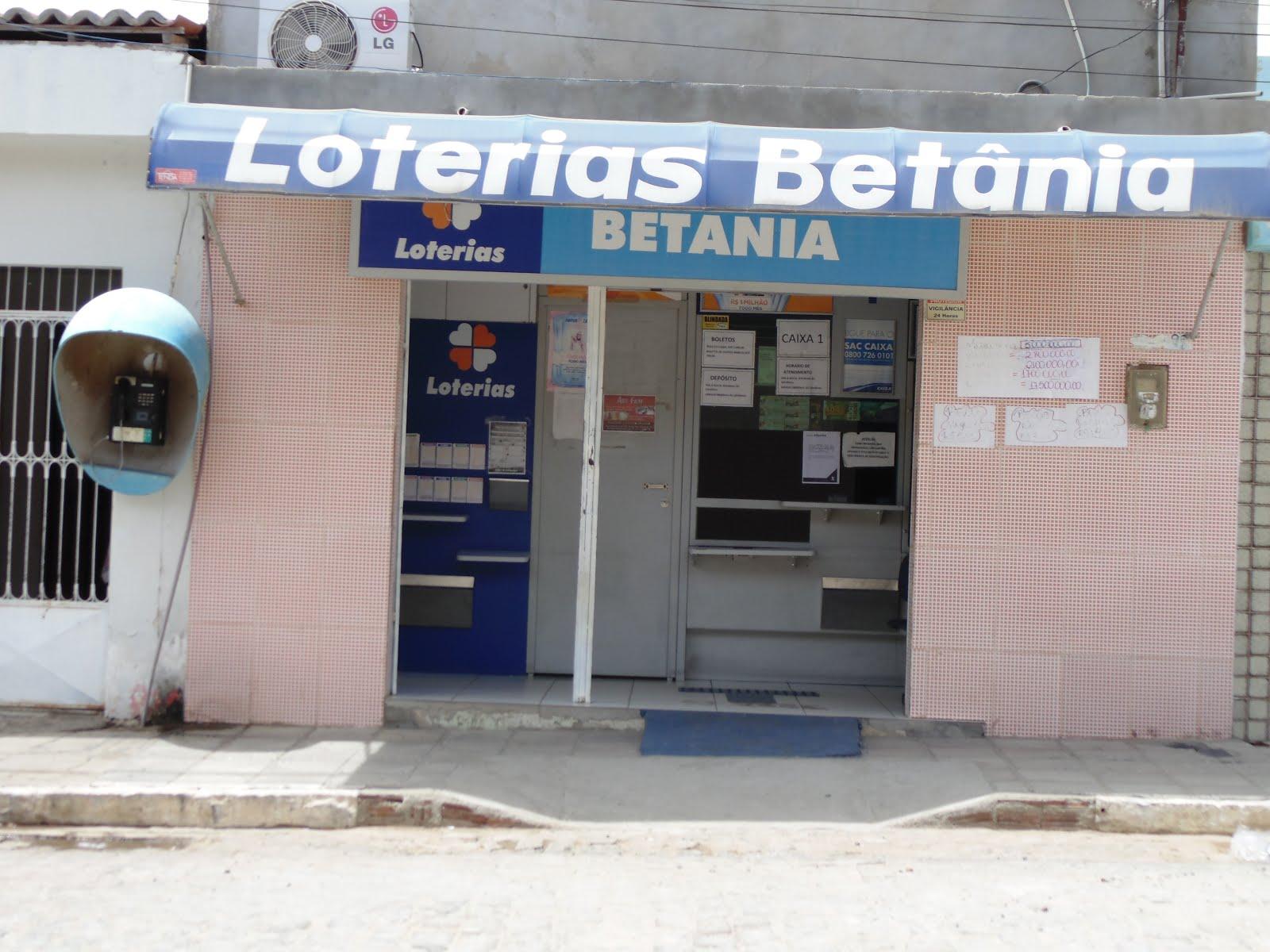 Loterias Betânia