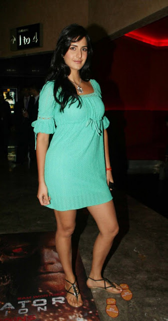 Katrina Kaif Exposing Hot Legs