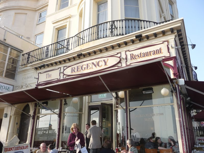 review the regency restaurant brighton the graphic. Black Bedroom Furniture Sets. Home Design Ideas