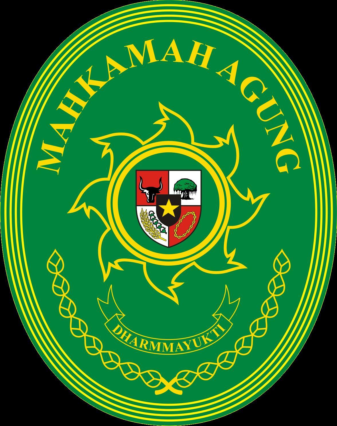Image result for logo mahkamah agung