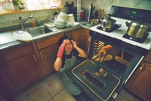 perempuan tak pandai masak