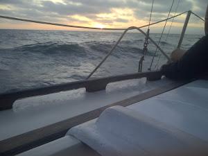 Sailing Through the Waves