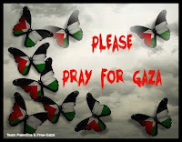 Pray For Gaza..