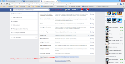 Cara Menghapus Halaman Facebook Secara Permanen