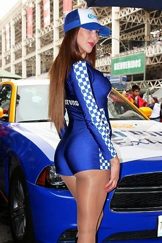 México: Las bellas de la Final de NASCAR Toyota Series 2013 (1