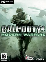 Call Of Duty 4 Modern Warfare PC Full Español Descargar DVD9