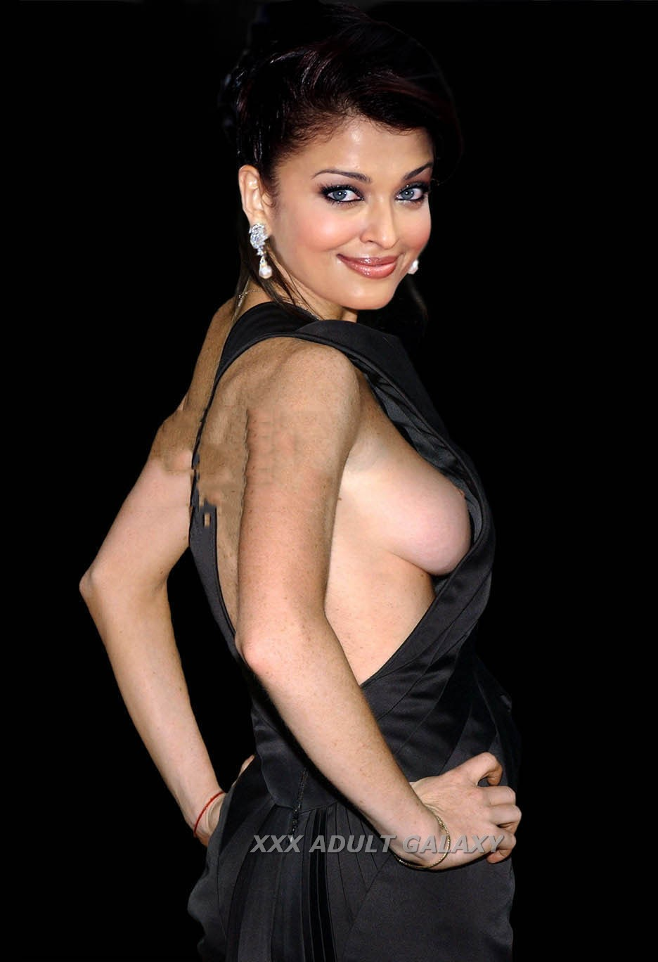 Aishwarya Rai Nude Possing Her Boobs Get Fucked Fake Actress Fakes