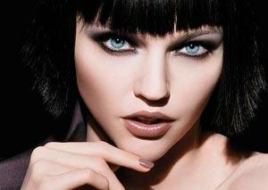 Дымчатый макияж для глаз