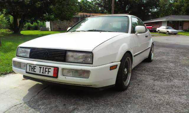volkswagen corrado  white buy classic volks