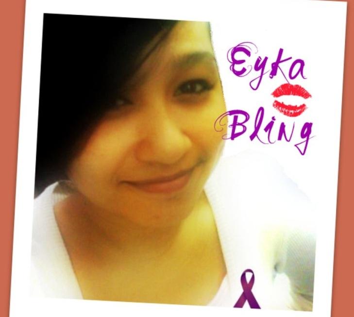 EYKA BLING BLING