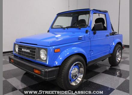 V-8 powered Suzuki Samurai for sale