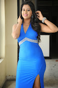 Manali Rathod photos in blue-thumbnail-3