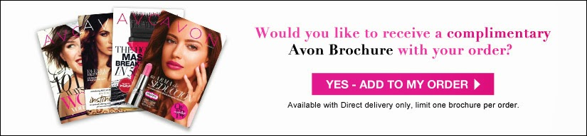 Free Avon catalog request