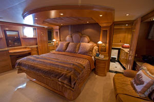 Crewed yacht charter Caribbean