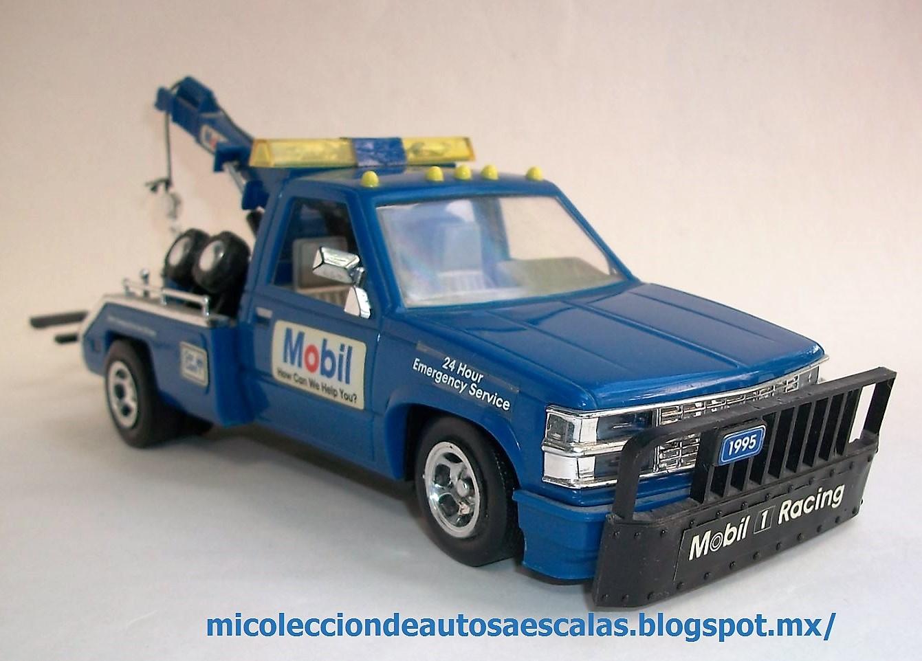 Mi Coleccin De Autos A Escala 1995 Chevrolet Tow Truck Mobil 1951 1953 Pickup Jada
