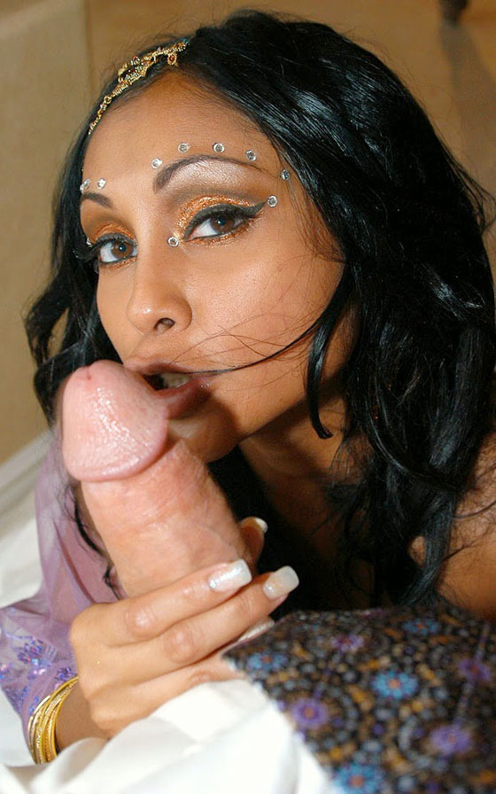 Indian Porn Girl Priya Sucking American BF Big Dick