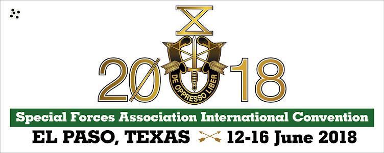 Special Forces Association National Convention 2018 El Paso