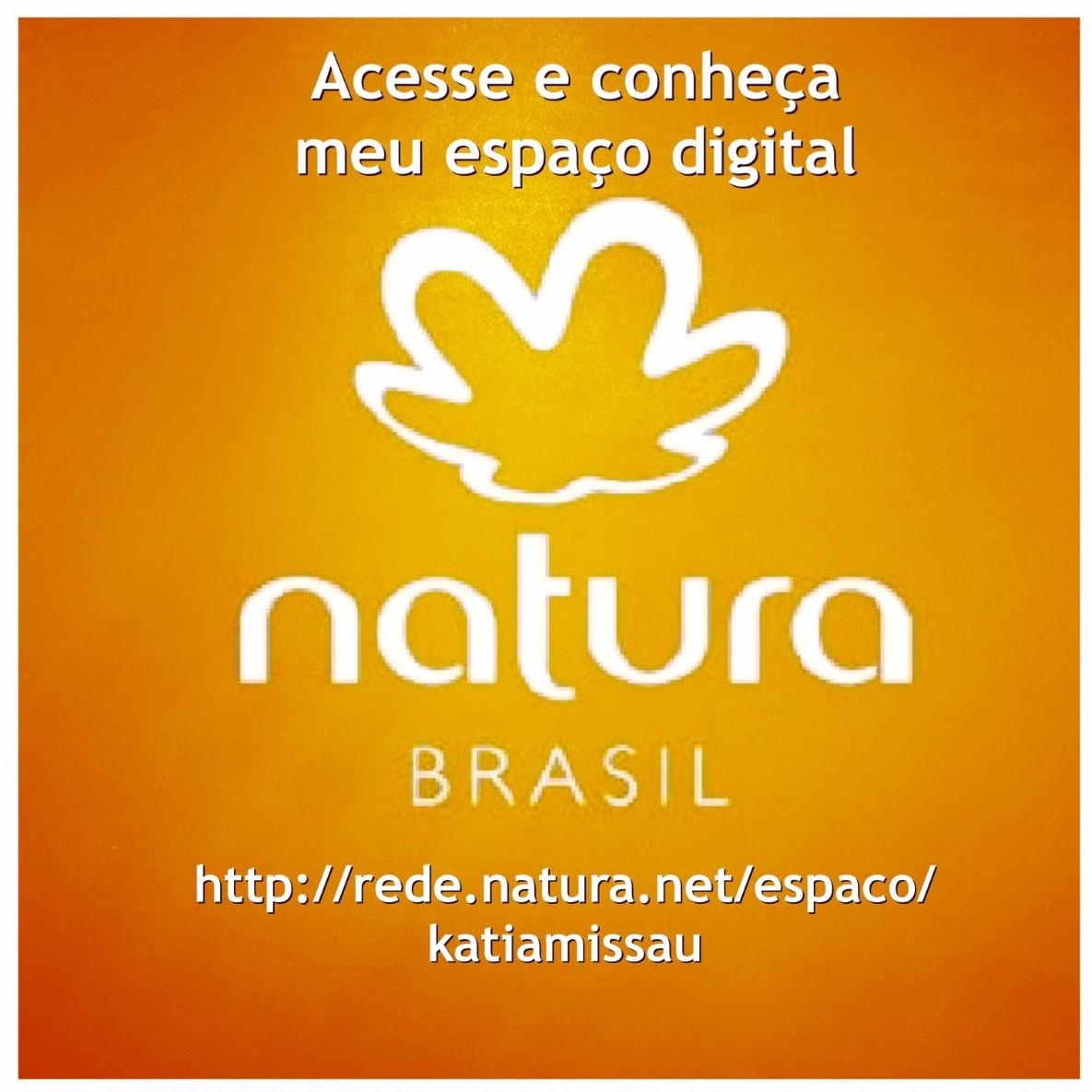 Espaço digital Natura - Katia Missau