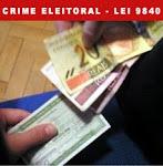 DIGA NÃO A CORRUPÇÃO ELEITORAL